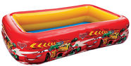 Intex Inflatable Pool With Cars Print 57478
