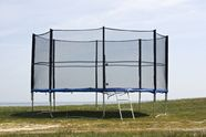 JumpFIT Trampoline 4.9m plus Ladder