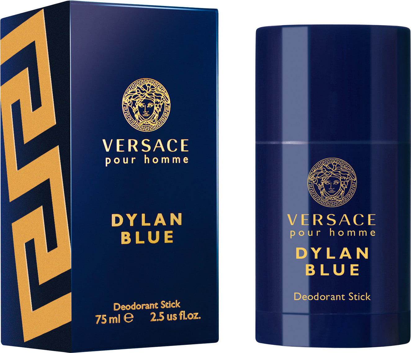 Versace blue