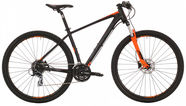 "SUPERIOR XC 859 20"" 29"" Black Orange 17"
