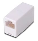 Digitus Modular Coupler CAT5e RJ45 White