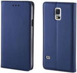 Forever Smart Magnetic Book Case For HTC One A9s Dark Blue