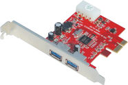 Unitek PCI-E to 2 x USB 3.0 Y-7301
