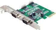 Gembird PCI-E to 4 x RS232 SPC-2