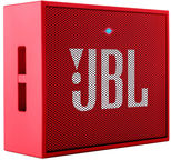 JBL GO Portable BT Speaker Red
