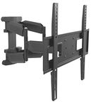 ART Holder For LCD/LED 23-65'' Vertical/Level Double Arm Black