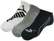 Puma Graphic Sneaker Socks 3 Colors 40-42