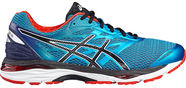 Asics Gel Cumulus 18 T6C3N-4190 Blue Red 43 1/2