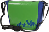 Ortlieb Zip-City S Green / Blue