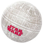 Bestway Star Wars Space Station Beach Ball 61cm White 91205