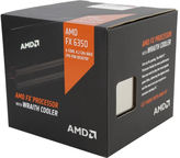AMD FX-Series FX-6350 3.9GHz 6MB BOX w/Wraith Cooler FD6350FRHKHBX