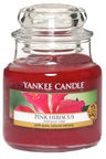 Yankee Candle Classic Small Jar Pink Hibiscus Candle 104g