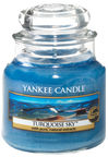 Yankee Candle Classic Small Jar Turquoise Sky 104g