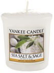Yankee Candle Classic Votive Sea Salt & Sage 49g