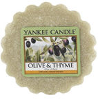 Yankee Candle Classic Wax Melt Olive & Thyme 22g
