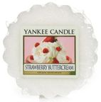 Yankee Candle Classic Wax Melt Strawberry Buttercream 22g