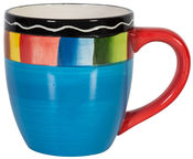 Home4you MUHU XL MUg 600ml Blue