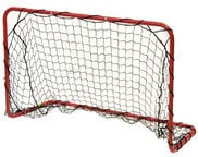 Acito Goal With Net 60x90cm Red