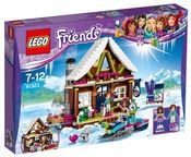 LEGO Snow Resort Chalet 41323