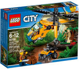 LEGO Jungle Cargo Helicopter 60158