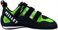 Millet Hybrid Climbing Shoes Black / Green 46