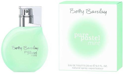 betty barclay pure pastel mint 20ml edt sievie u. Black Bedroom Furniture Sets. Home Design Ideas