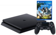 Sony PlayStation 4 (PS4) Slim 1 TB + Horizon Zero Dawn Bundle
