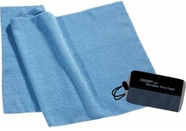 Cocoon Microfiber Terry Towel Blue L