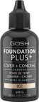 Gosh Foundation Plus+ 30ml 02