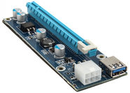 Kolink PCI-E 1x Auf 16x Powered Riser Card Mining/Rendering Kit Pro 1