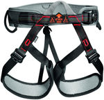 Petzl Aspir Black / Gray 1