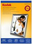 Kodak Photo Paper High Gloss A4 210 x 297mm 270g
