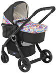 Chicco Urban Stroller Plus & Color Pack Itty Bitty City