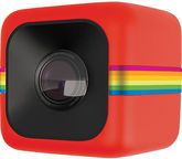 Polaroid Cube Lifestyle Action Camera Red