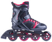 Spokey Gara 2.0 Black Red 43
