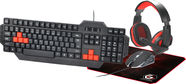 Gembird Ultimate 4-in-1 Gaming Kit
