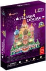 CubicFun St. Basil's Cathedral LED