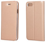 Blun Premium Smart Magnetic Fix Book Case For Huawei P9 Lite 2017 Rose Gold