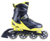 Spokey Spoox Black Yellow 40-43