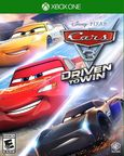 Disney Pixar Cars 3: Driven to Win Xbox One