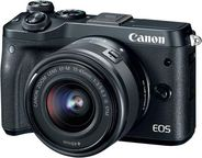 Canon EOS M6 + EF-M 15-45mm IS STM Black