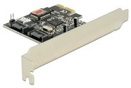 Delock PCI Express Card / 2 x internal SATA 3 Gb/s + Raid