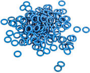 King Mod Services Noise Dampeners for Cherry MX Switches 125-pack Blue