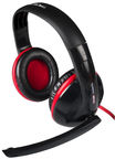 Mars Gaming MH0 Stereo Gaming Headset Black/Red