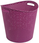 Curver My Style 30l Round Basket Violet