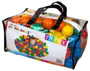 Intex 49602 Colourful Fun Balls 6.5cm 100pcs