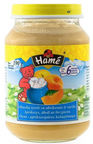 Hamanek Apple Puree With Peach And Cottage Cheese 190g