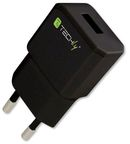 Techly Charger USB Black