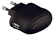 Techly Charger USB 2.1 Black