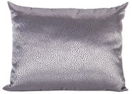 Home4you Deluxe Pillow 38x50cm Silver